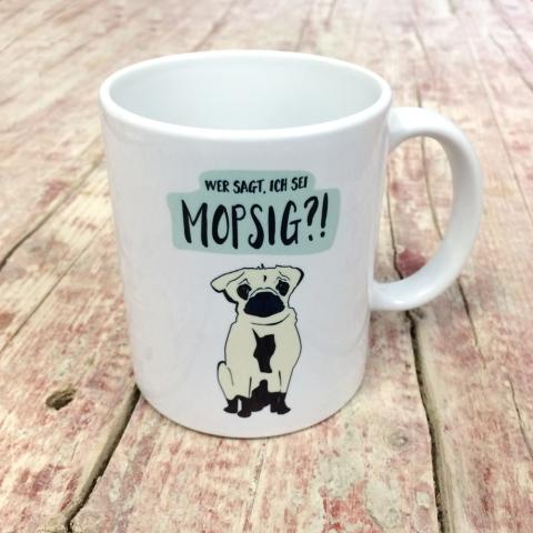 Tasse - Mops