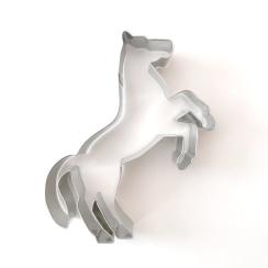 Plätzchen Ausstecher steigendes Pferd