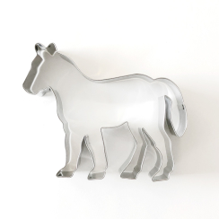 Plätzchen Ausstecher Pferd